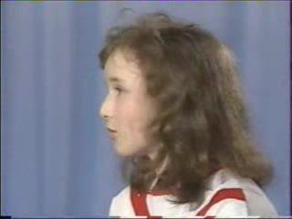 Эволюционное преобразование мозга у детей. 1991 г.