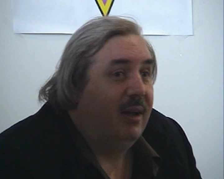Пресс-конференция в Экспоцентре 09 сентября 2006 г.