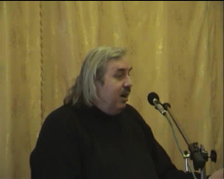 Николай Левашов. Проблемы экологии. Москва 20.01.2007 г.