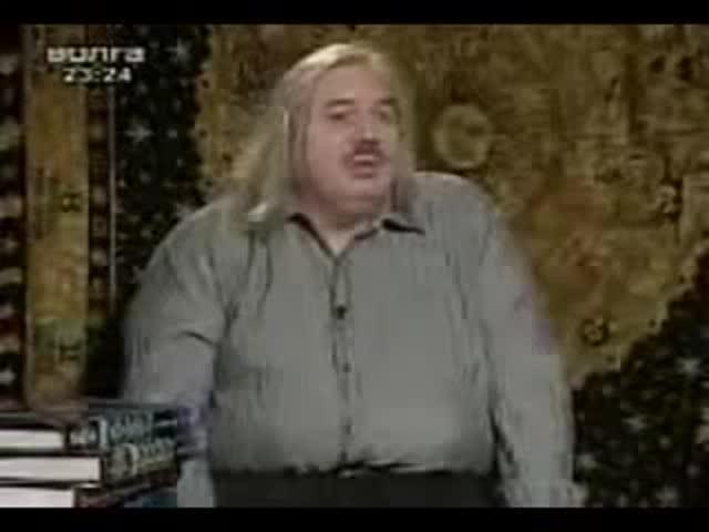 Николай Левашов на Волга-ТВ, Нижний Новгород 02.06.2007 г.