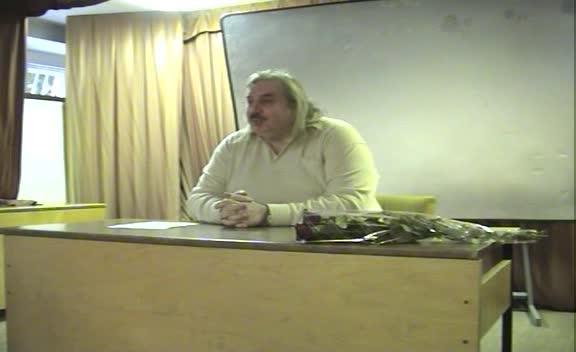 Встреча Николая Левашова с активом Движения. Москва, 08.09.2007 г.
