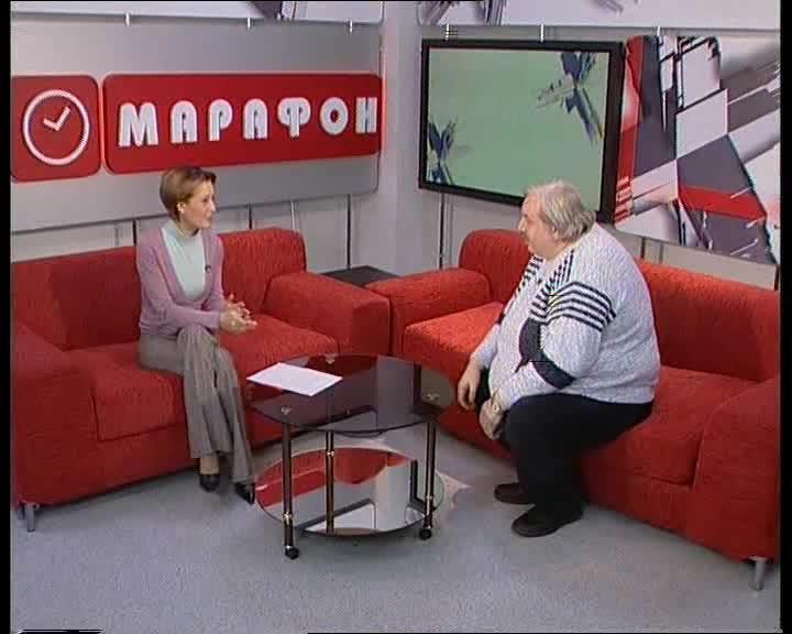Выступление на телеканале ВКТ. Москва, 15 января 2008 г.