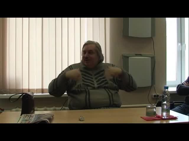 Встреча с участниками РОД «Возрождение. Золотой Век». Москва, 22 марта 2008 г.