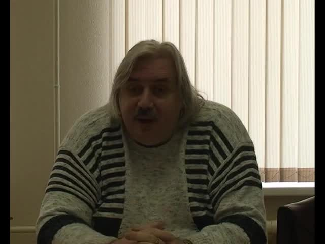 Встреча с активом Движения «Возрождение. Золотой Век». Москва, 31 мая 2008 г.
