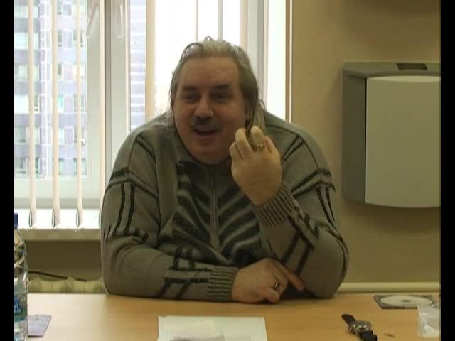 Встреча с активом Движения. Москва, 18 октября 2008 г.