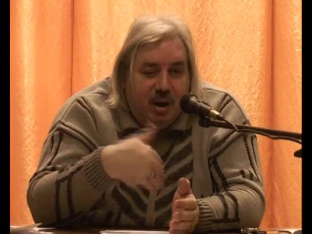 Встреча с участниками Движения. Москва, 8 ноября 2008 г.