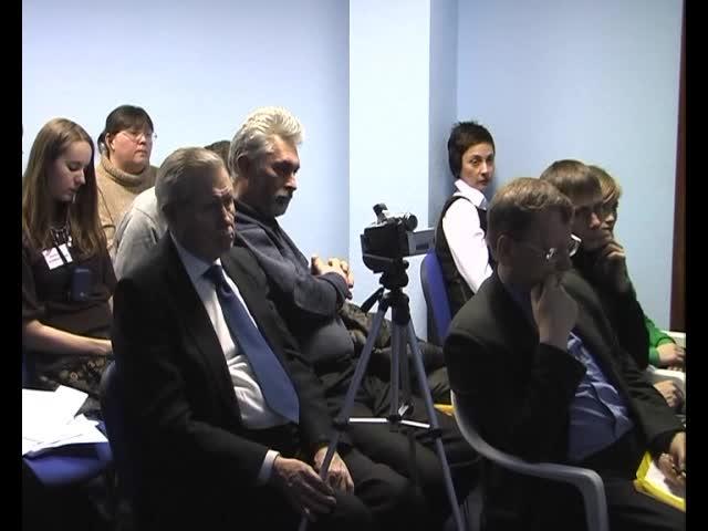 Лекция «История России». Москва, 22 ноября 2008 г.