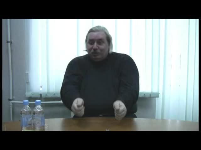 Встреча с участниками Движения «Возрождение. Золотой Век». Москва, 23 октября 2009 г.